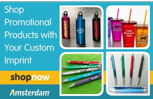 Shop Promotional Products with Your Custom Imprint - Shop Now