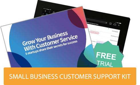 Desk.com Small Business Customer Support Kit