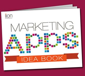 12-Page Marketing Apps Idea Book