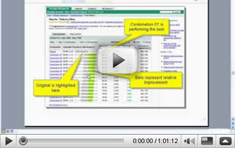 Introduction to Website Optimizer Webinar