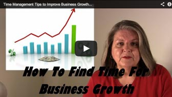 Time Management Tips to Improve Business Growth (Free Time Tracking Log Too!)