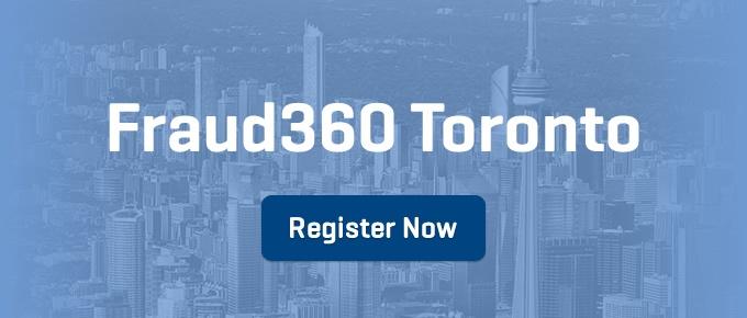Fraud360 Toronto - Register Now
