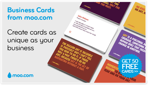 Create Cards As Unique Your Business