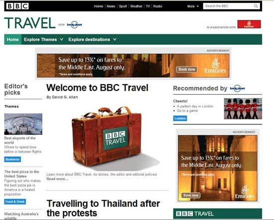 BBC-Travel
