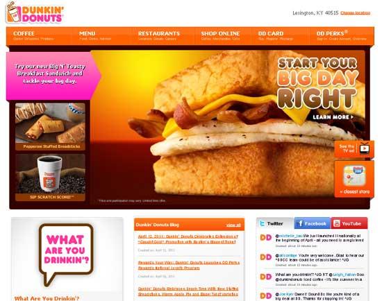 Dunkin'-Donuts