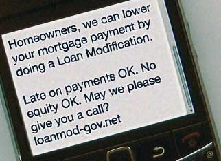 Mortgage-Spam