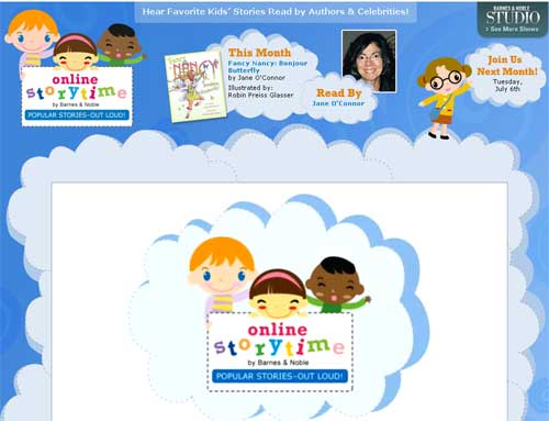 Barnes Amp Noble Launches Online Storytime For Kids