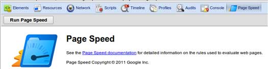 Page-Speed-Chrome