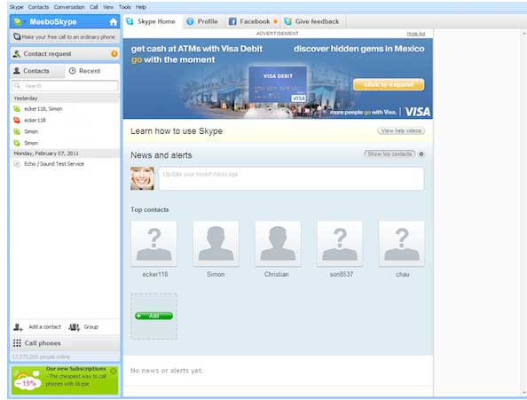 Skype-Advertising