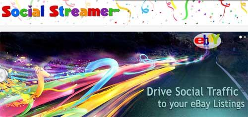 Social-Streamer