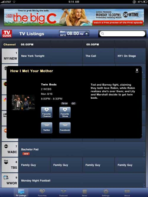 TV-Guide-iPad-App