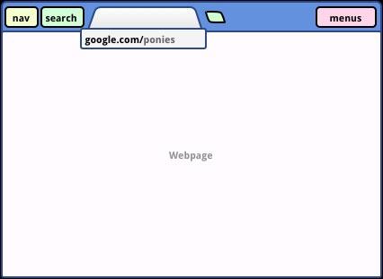 Google Chrome Compact UI Loses the Address Bar