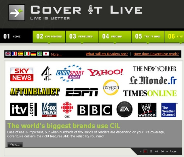 Demand Media Picks Up CoveritLive to Add to Pluck