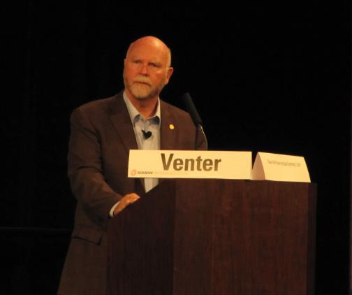 Dr. J. Craig Venter Talks Synthetic Life at SXSW