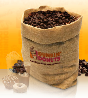Dunkin Donuts Coffee Tops Ask User Preferences