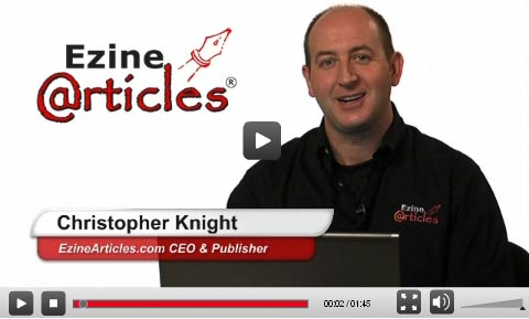 EzineArticles CEO Chris Knight Gives Update on Traffic After Google Panda Algorithm Update