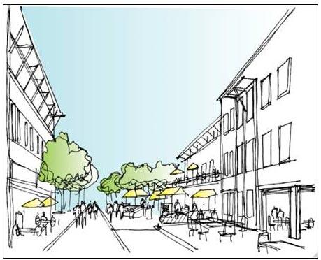 Facebook Menlo Park Campus