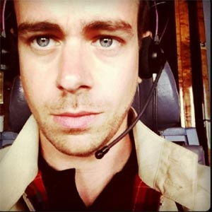 Jack Dorsey, CEO of Square, Executive Chairman of Twitter