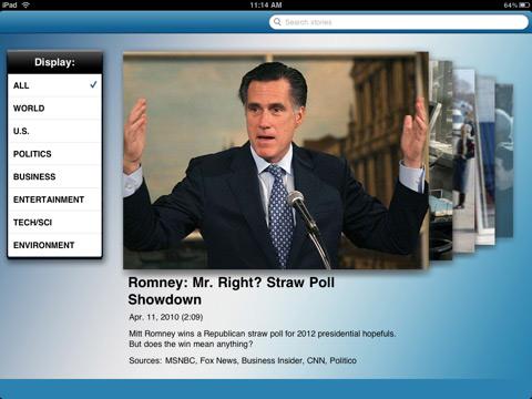 News iPad App