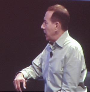 Paul Reubens Talks Pee-Wee Herman at SXSW