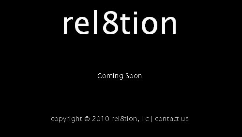 Rel8tion Goes to Facebook