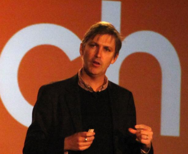 Steven Berlin Johnson Talks Ideas at Ad:Tech