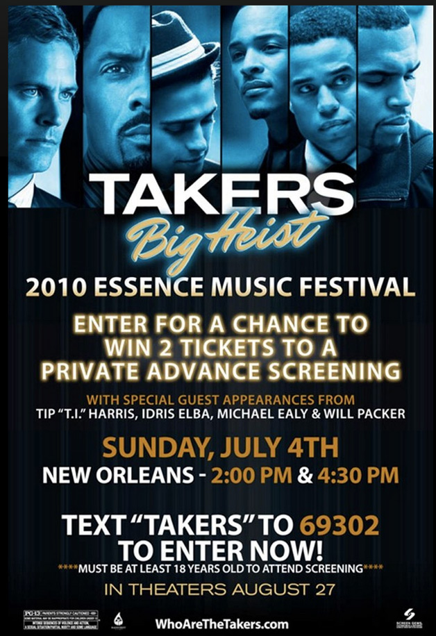 Takers Campaign from Trumpia