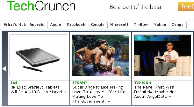 TechCrunch to be purchased by AOL?