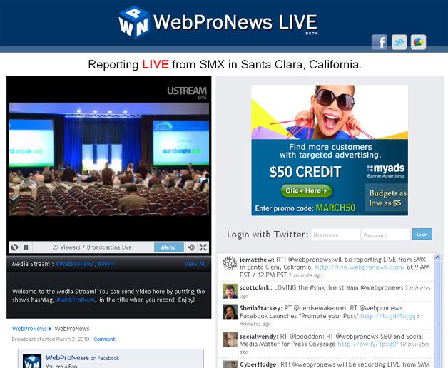 WebProNews Live