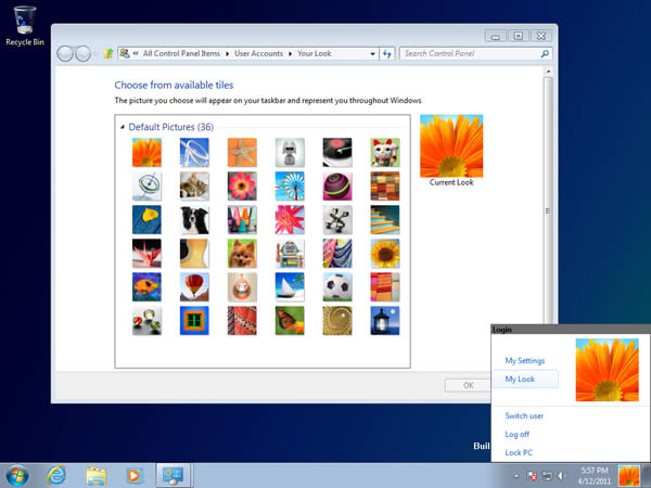 Windows 8 Leak