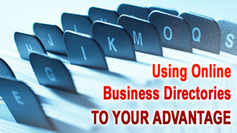 Using Online Business Directories to Your Advantage