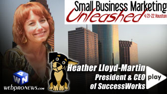 Small Business Marketing Unleashed: Heather Lloyd-Martin