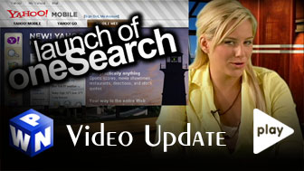 Yahoo Launches oneSearch, Amanda Congdon and DuPont, Google Phone Remerges
